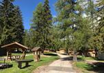 Camping avec Piscine couverte / chauffée Italie - Fiemme Village-4