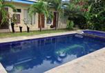 Hôtel Dominical - Hotel Bahia Azul-4