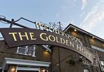 Hôtel Bobbing - The Golden Hope Wetherspoon-4