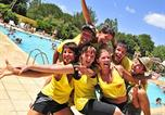 Camping avec Ambiance club Agde - Yelloh! Village - Mer & Soleil-2
