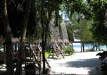 Location vacances Kota Belud - Mari Mari Backpackers Lodge, Mantanani Island-3