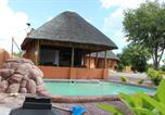 Location vacances Maun - Residents Delight at Kessa's Chalets-3