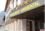 Hôtel Zweisimmen - Hotel Résidence-3
