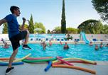 Camping avec Ambiance club Languedoc-Roussillon - Camping Abri de Camargue-3