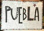 Hôtel Colonia - Puebla Casa Cultural-4