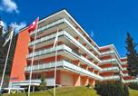 Location vacances Arosa - Apartment Promenade (Utoring).74-4