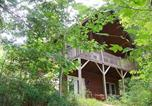 Location vacances Columbus - Lake Front Melody, Cabin at Mill Spring-3
