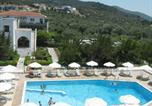Hôtel Καλλονη - Silver Bay Hotel & Bungalows-4