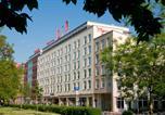 Hôtel Hannover - Mercure Hotel Hannover Mitte-1