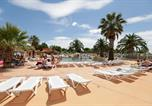 Camping  Acceptant les animaux Leucate - Camping Club Les Tamaris-3