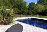 Location vacances Cabrières-d'Aigues - Villa - Puyricard-3