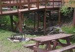 Hôtel Hill City - Harney Camp Cabins-1