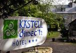 Hôtel Trélévern - Hôtel Kastell Dinec'h