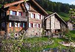 Location vacances Chur - Ferienhaus Ausserpraden Tschiertschen (wunderschönes Walserhaus)-1