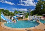Camping avec Quartiers VIP / Premium Mesland - Capfun - Parc de la Grenouillère-3