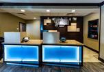 Hôtel Columbus - Holiday Inn Express Hotel & Suites Billings-2