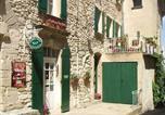 Hôtel Villes-sur-Auzon - Les Oliviers-1
