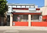 Hôtel Colonia - Rio de Enero Hostel Berisso-2