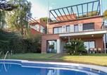 Location vacances Castelldefels - Holiday Home Castelldefels with Sea View 10-1