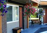 Hôtel Parksville - Arbutus Grove Motel-4