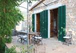 Location vacances Fornalutx - Holiday home Cami De Cas Vicari-4