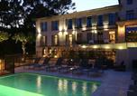 Location vacances Meyreuil - Les Lodges Sainte-Victoire Villas-4