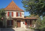 Location vacances Coux-et-Bigaroque - Villa in Siorac en Perigord-4