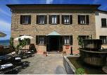 Hôtel Montecatini Val di Cecina - Albergo Villa Nencini-1