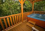 Location vacances Pigeon Forge - Second Nature by Majestic Mountain Vacations-2