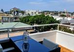 Location vacances Manly - Light, Views, Big Balcony in Central Manly-4