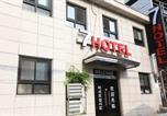 Hôtel Séoul - Myeongdong 7 Hotel-4