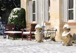 Location vacances Saint-Christophe-à-Berry - Chambres d'Hôtes La Couronne-2
