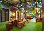 Hôtel Chana Songkhram - New Siam Palace Ville-1