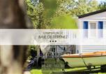 Camping avec Accès direct plage Plounévez-Lochrist - Camping La Baie de Terenez-1