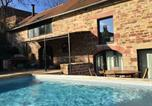 Location vacances Collonges-la-Rouge - La Grange de Noailhac-3