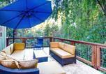 Location vacances Guerneville - 18433 Old Monte Rio Road Condo Home-2