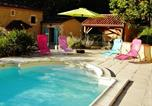 Location vacances Fajoles - –Holiday home Le Bos-1