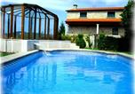 Location vacances Caldas de Reis - villa in vilagarcía de arousa-1