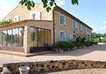 Location vacances Gargas - Holiday home Mas des Bricolets Gargas-1