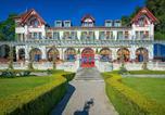 Hôtel Horw - Hotel Seeburg - Chalet Gardenia-4