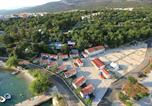 Villages vacances Punat - Mobile Homes Uvala Slana-2