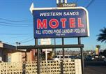 Hôtel Borrego Springs - Western Sands Motel-3