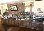 Hôtel Stillwater - Americas Best Value Inn Guthrie-4