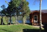 Location vacances Pinedale - Half Moon Lake Lodge-1