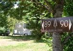 Camping  Acceptant les animaux Isère - Camping Sites et Paysages de Martinière-4
