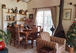 Location vacances  Botswana - Gaborone North Guest House-1