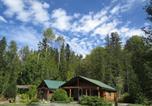 Villages vacances Thompson-Nicola P - Cedar Haven Cabins and Resort-2