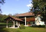 Hôtel Saint-Laurent-en-Royans - Chambres d'hôtes La Maison Aux Bambous-1