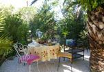 Hôtel Six-Fours-les-Plages - Villa Rozelands-4
