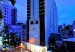 Hôtel Hô-Chi-Minh-Ville - Boss Hotel